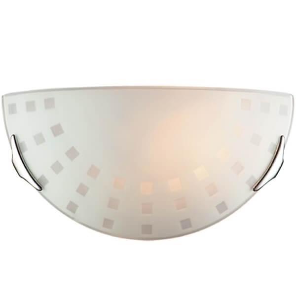 Светильник настенный Сонекс CAMO QUADRO white 100Вт Е27