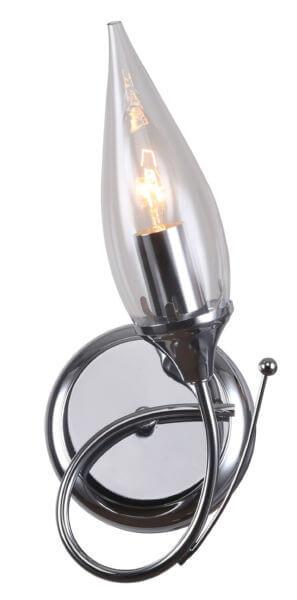 Светильник настенный LB 9131/1 Хром E14 40Вт
