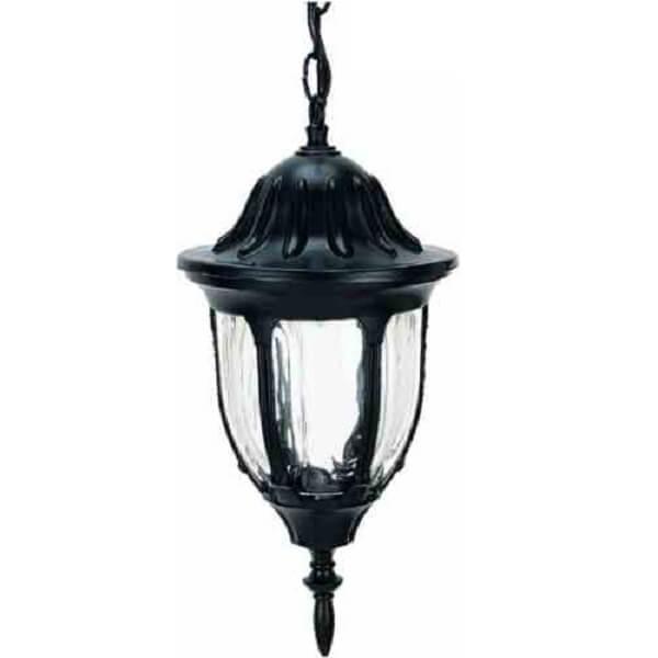 Светильник садовый Camelion 4505 подвесной черный Е27