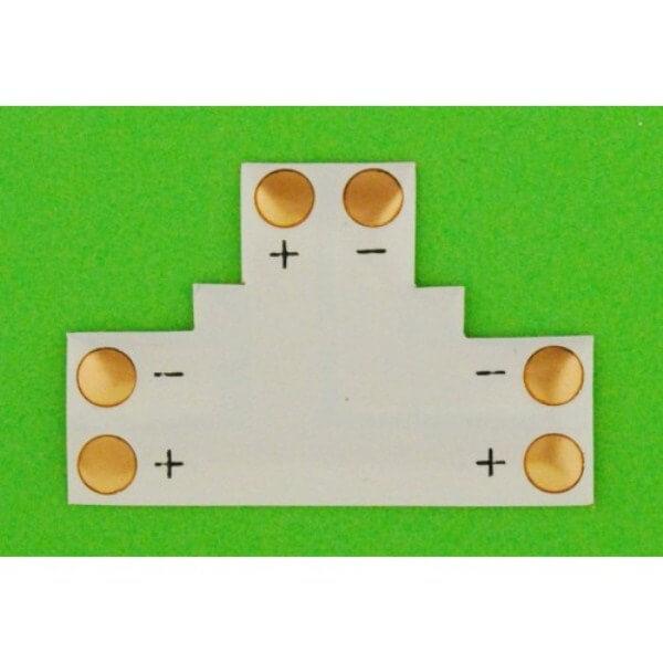 Плата соединительная Ecola T для зажим разъема 2-х конт SMD5050