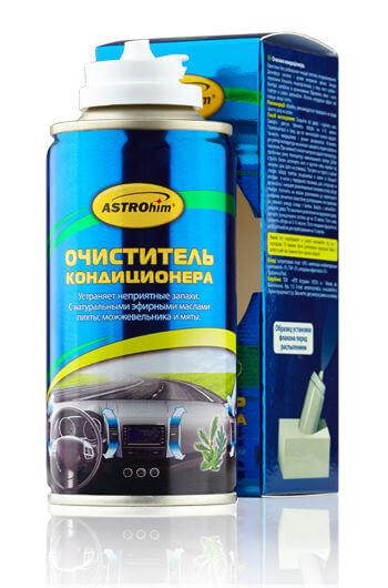 Очиститель кондиционера пенный 650мл Астрохим АС-8606