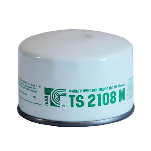 Фильтр TS 2108 М масляный