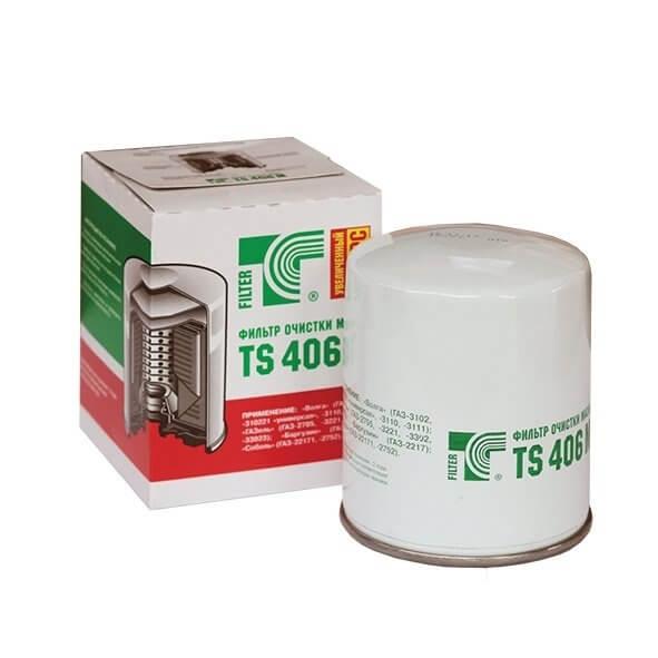 Фильтр TS 406 М масляный