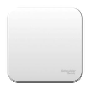 Выключатель 1-кл. ОП BLANCA сх.1 10А 250В изол. пласт. белый Schneider Electric BLNVA101011