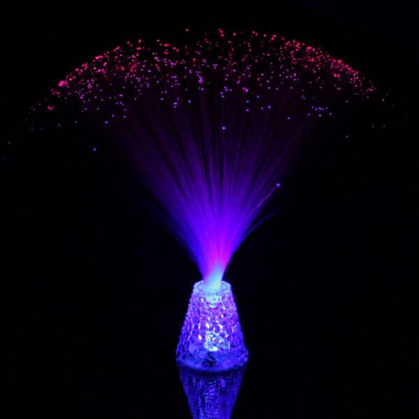 Светильник Старт Нежность Кристалл 0,5Вт пластик