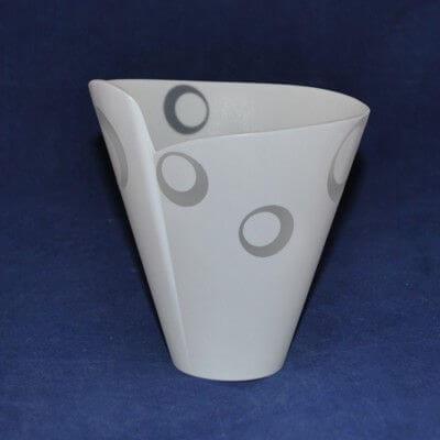 Плафон Перфект 33-077-в30 прозрачно-матовый шары белые