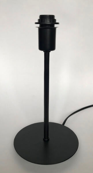 Лампа настольная Светпромъ 60003 черный Е27