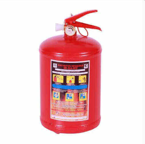 Огнетушитель порошковый ОП-3(з)