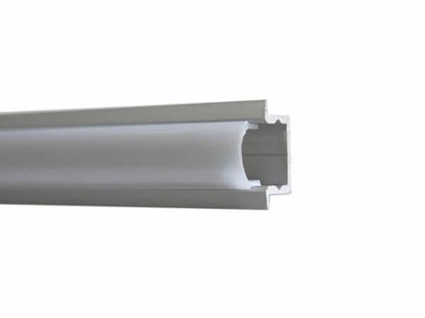 Профиль прямой встраиваемый для LEDленты анодированный Apeyron 3010 08-02-01 2м алюминий