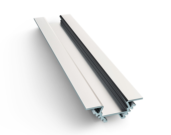 Профиль угловой накладной для LEDленты с креплением анодированный Apeyron 3014 08-03-01 2м алюминий