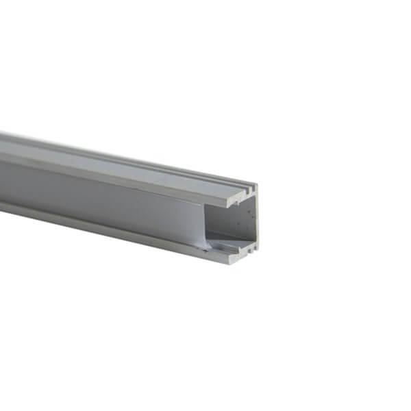 Профиль прямой глубокий для LEDленты Apeyron 3013 08-10-01 2м алюминий