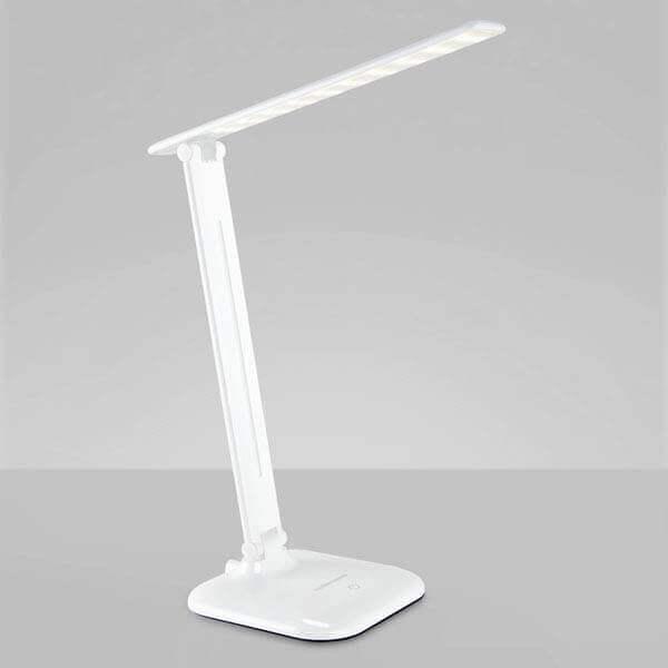 Светильник настольный сенсорный Alcor/Artstyle TL90200/TL-305W LED белый