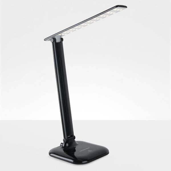 Светильник настольный сенсорный Alcor/Artstyle TL90200/TL-305W LED черный