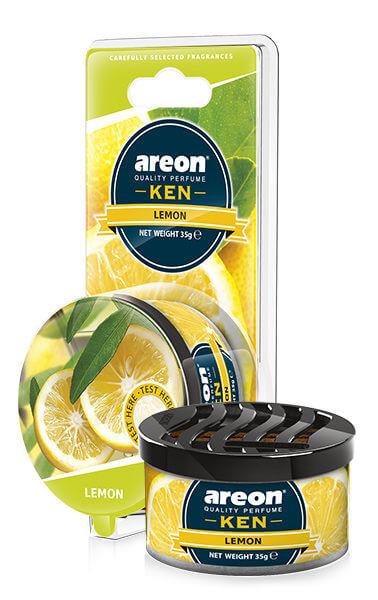 Ароматизатор на панель Areon Ken лимон