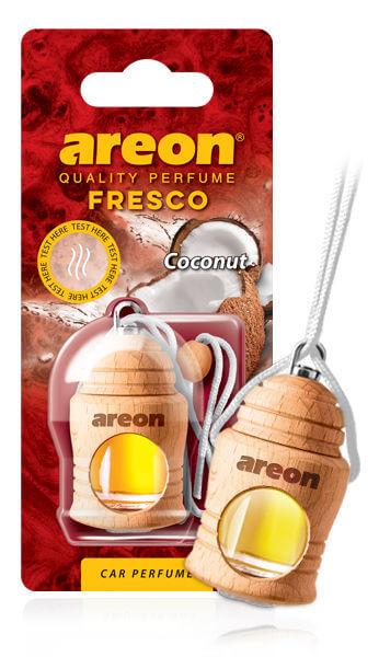 Ароматизатор на зеркало Areon fresco кокос