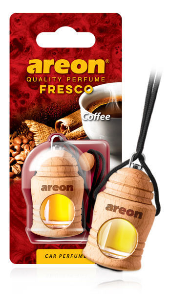 Ароматизатор на зеркало Areon fresco кофе