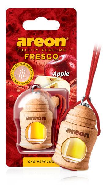 Ароматизатор на зеркало Areon fresco красное яблоко