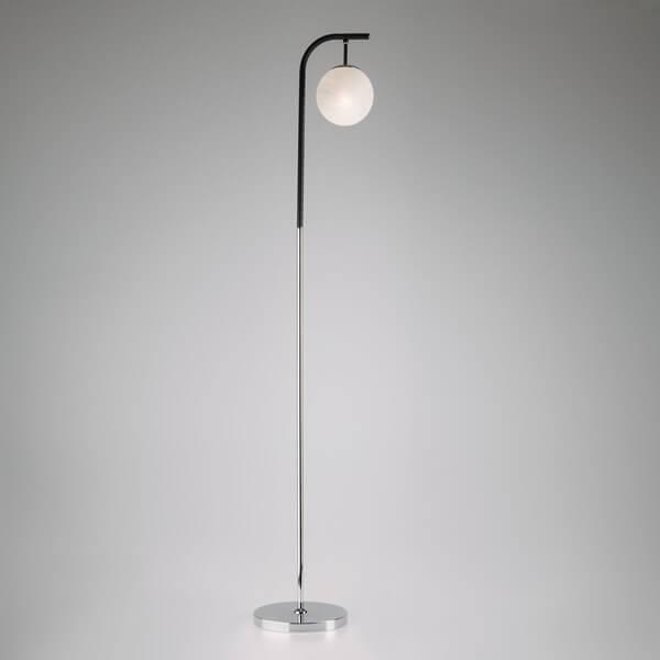 Светильник Eurosvet 01038/1 хром/черный