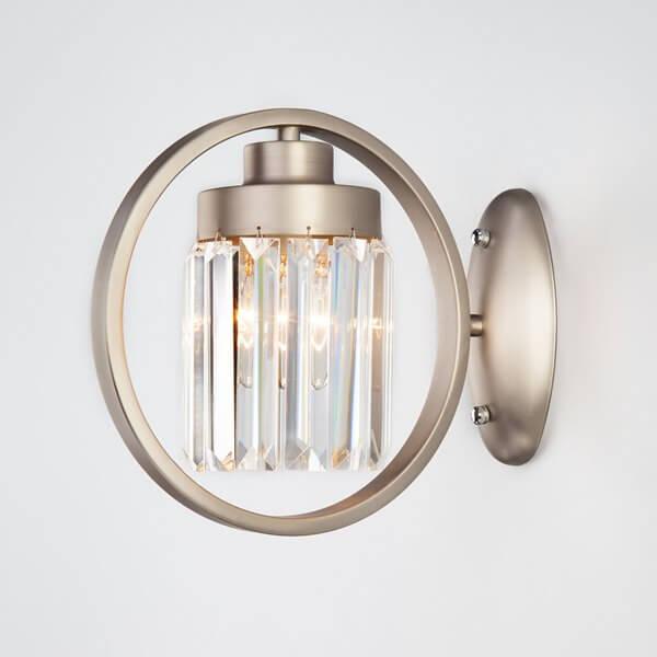 Светильник Eurosvet 10095/1 сатин-никель