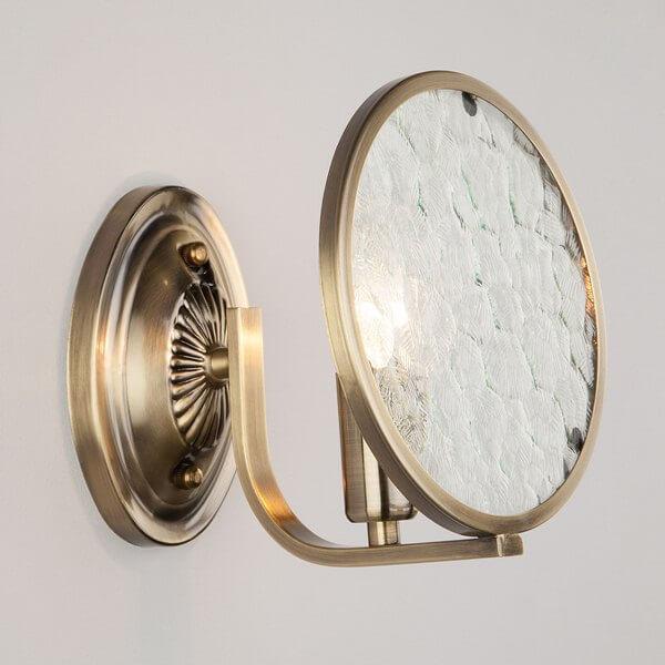 Светильник Eurosvet 60073/1 античная бронза