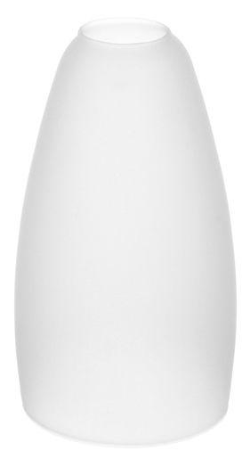 Плафон конус большой 33 Идеи 20х10см белый