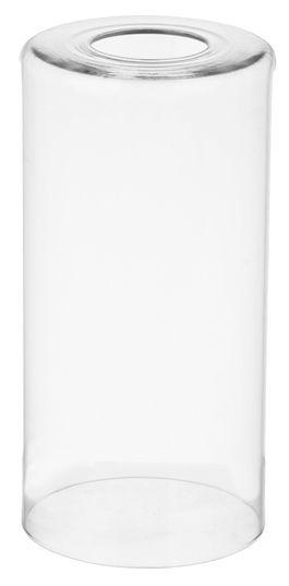 Плафон цилиндр прозрачный 33 Идеи 20х10см
