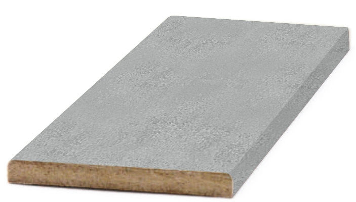 Наличник прямой Бетон серый 2200х80х8мм
