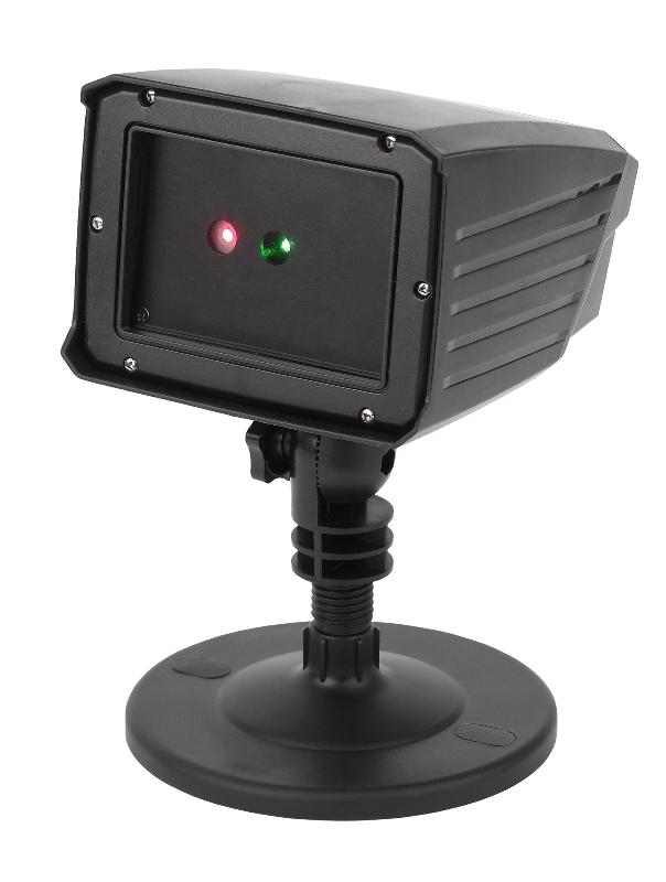 Проектор ЭРА Laser Дед Мороз ENIOP-02 мультирежим 2 цвета