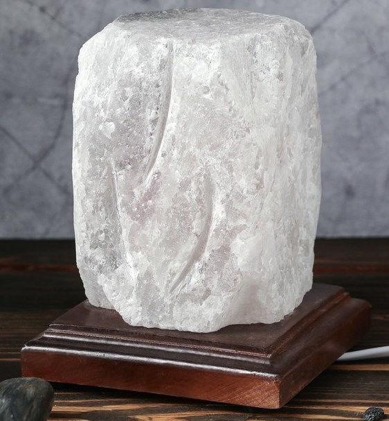 Лампа соляная Пламя 2-3кг 13,5х13,5х16см 15Вт Е14 1533529