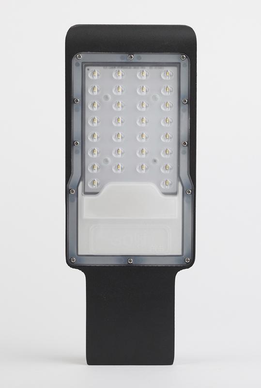 Светильник консольный ЭРА SPP-503-0-50K-080 LED 80Вт 5000К, IP65 черный