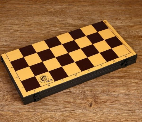Доска шахматная 30х30х3см 3091535