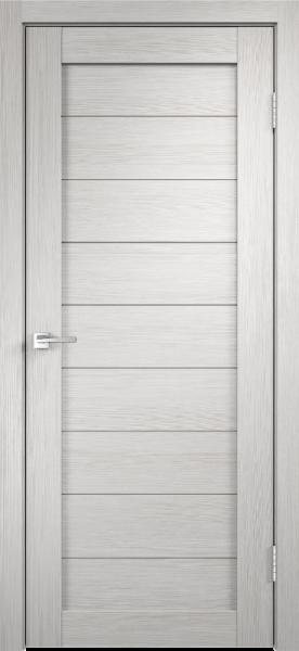 Дверь межкомнатная Unica глухое без притвора 2000х900х37мм белый 3D flex