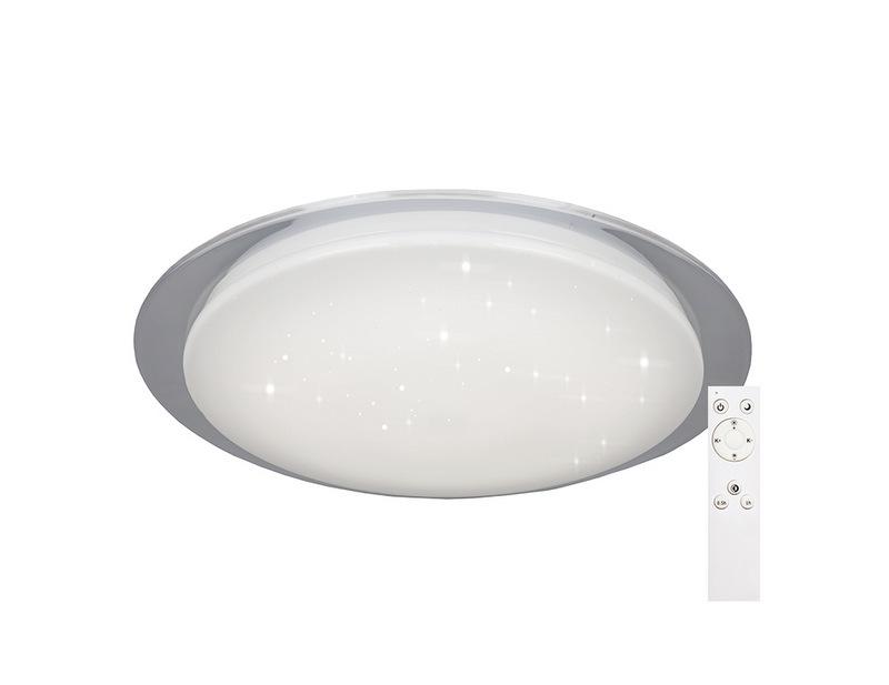 Светильник светодиодный Linvel MS 1068 72Вт 3000-6000К IP20 AC180-240V с пультом
