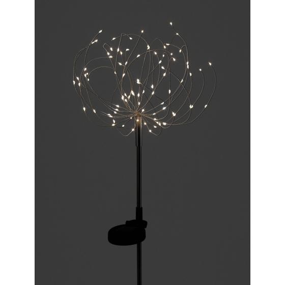 Светильник садовый на солнечной батарее ЭРА Фейерверк ERAUF024-01