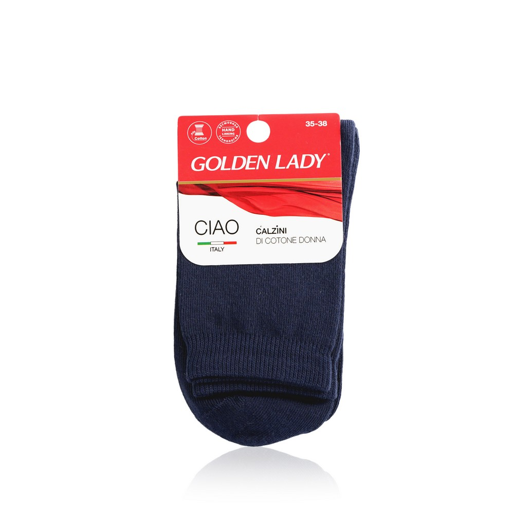Носки женские Golden Lady Чао Синий 35-38