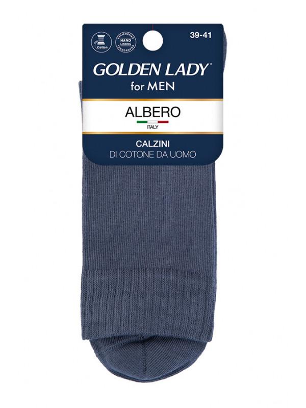Носки мужские Golden Lady Альберо Темно-серый 42-44