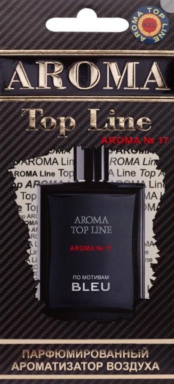 Ароматизатор на зеркало Aroma Top Line N17 Bleu