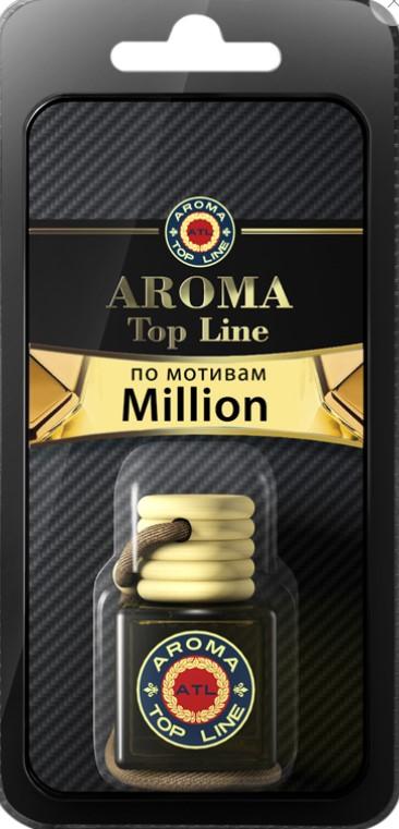 Ароматизатор на зеркало Aroma Top Line N21 One million