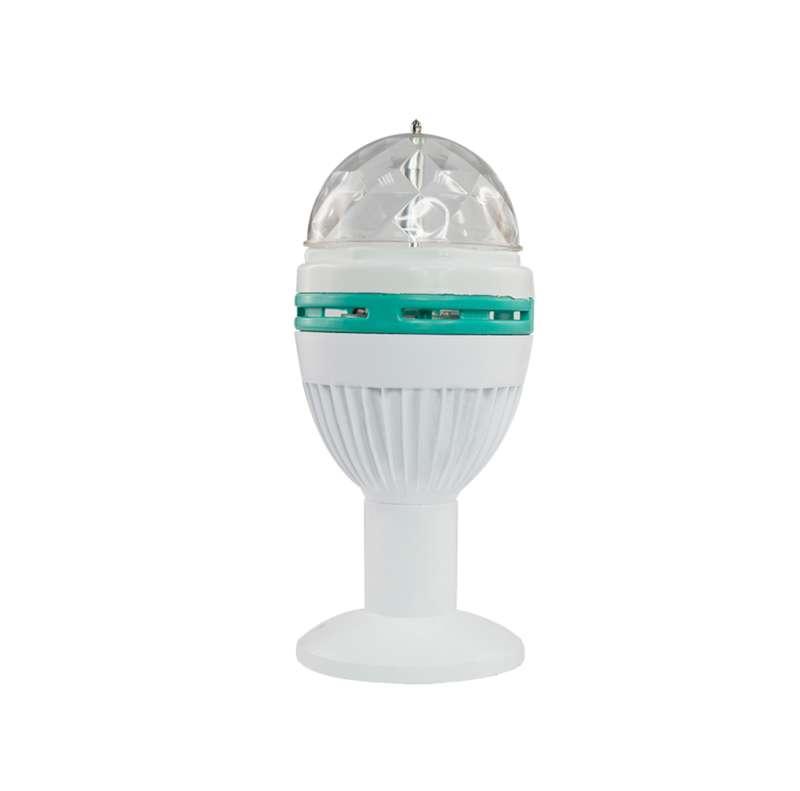 Лампа светодиодная Диско шар Neon-Night 601-251 6Вт E27 220В IP20 с подставкой