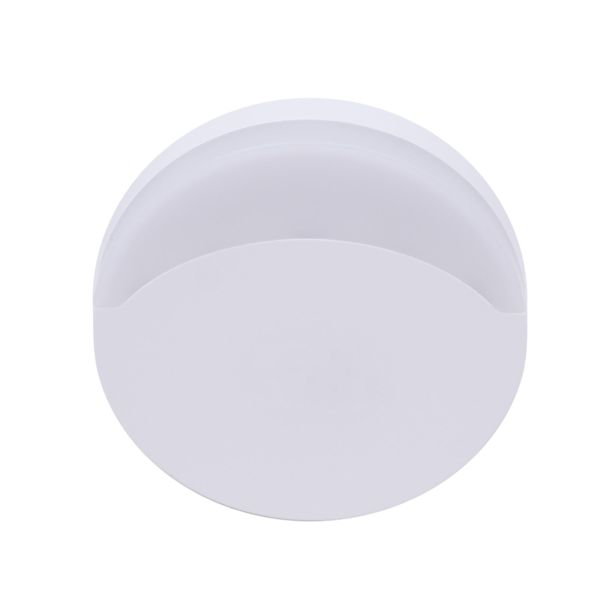 Светильник-ночник Старт Круг 1LED с датчиком освещенности