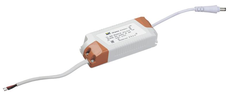 Драйвер для светильников LED MG-40-600-01 E LED ДВО 36Вт W/S ИЭК LDVO0-36-0-E-K01