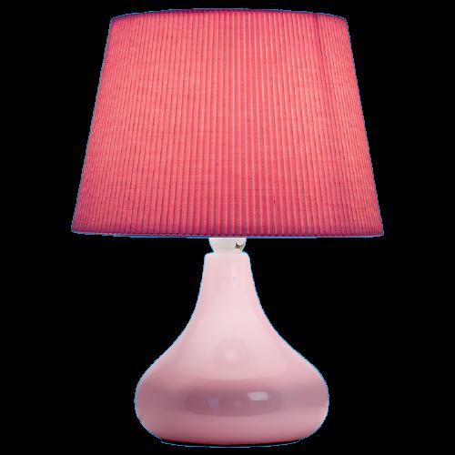 Светильник настольный Gerhort 34004 Light pink Классика
