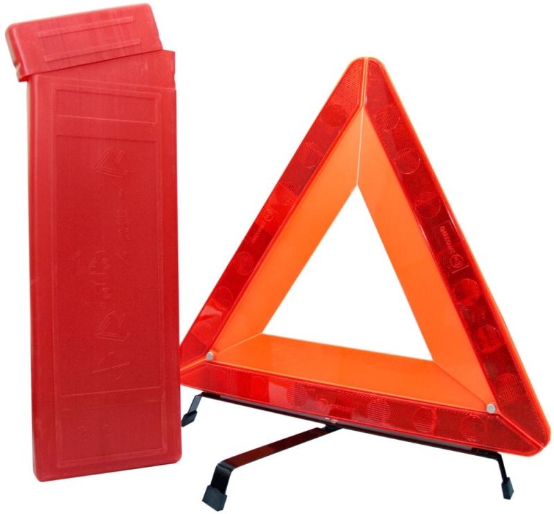 Знак аварийной остановки с аракалом