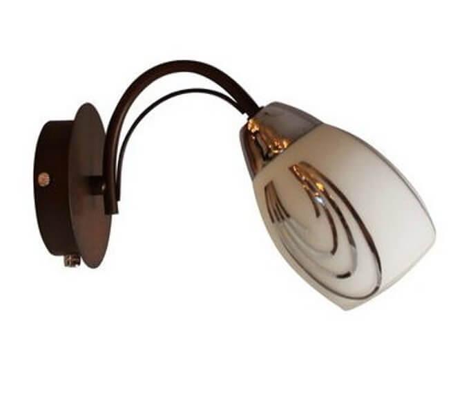 Светильник настенный SLX-13126-1 венге 1х60Вт Е14