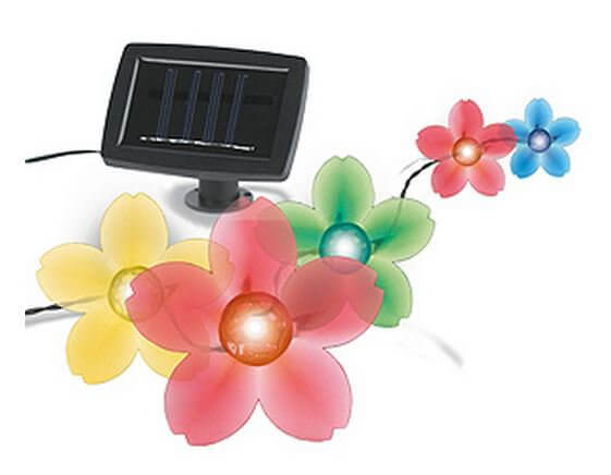 Светильник садовый ЭРА SL-PL400-FLW1 400см черный пластик