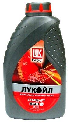 Масло моторное Стандарт 10W40 1л Лукойл