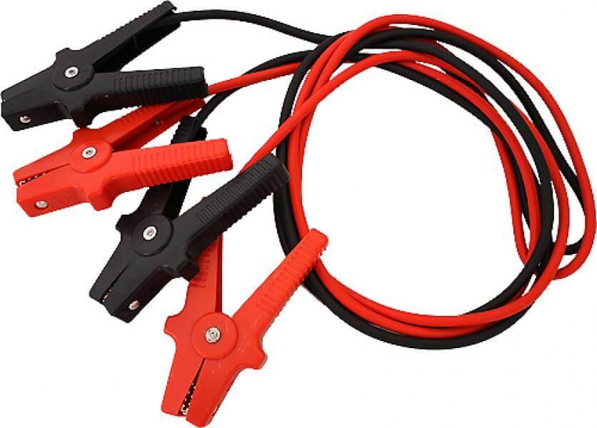 Провода прикуривателя Autostandart 200А -50С 12 мм 2,2м в сумке 107610