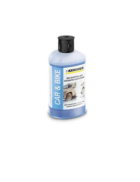 Эко-шампунь Ultra Foam Cleaner 1л