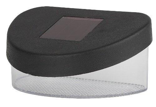 Светильник садовый ЭРА SL-PL8-MNT1 5,5см черный пластик
