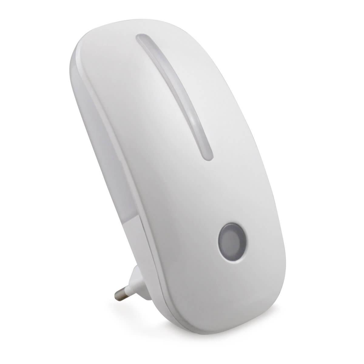 Ночник Старт Мышка 6Led с датчиком освещенности